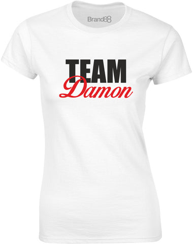 Team Damon | Womens T-Shirt