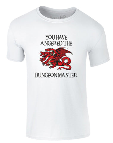 You Have Angered The Dungeon Master | Adults T-Shirt