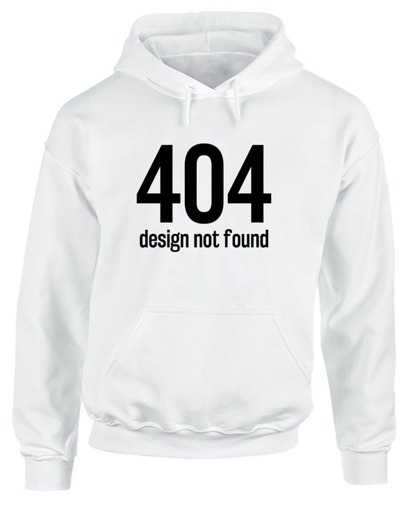 Design Not Found | Adults Hoodie