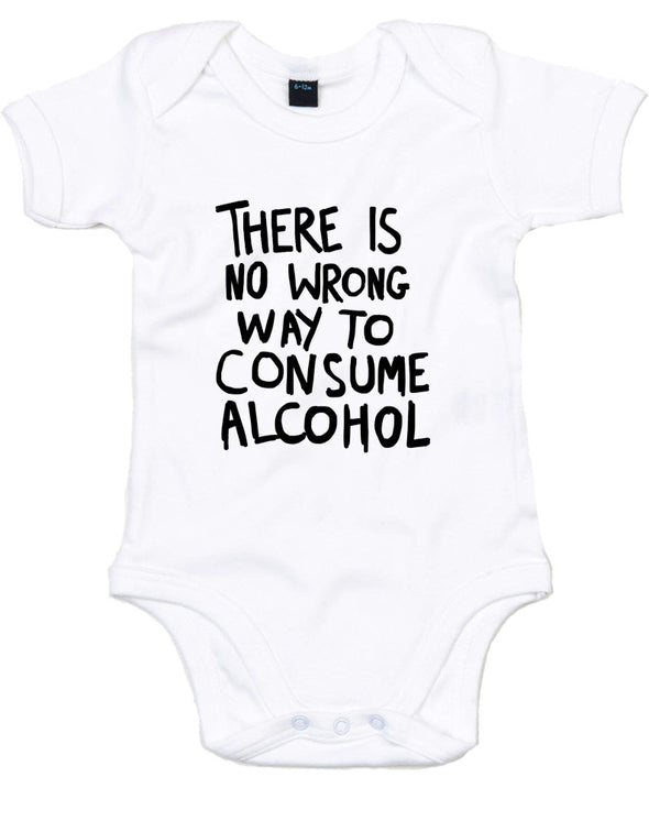Consume Alcohol | Baby Grow