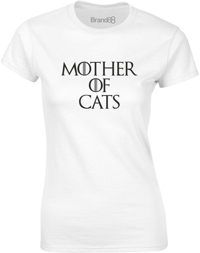 Mother Of Cats | Adults T-Shirt
