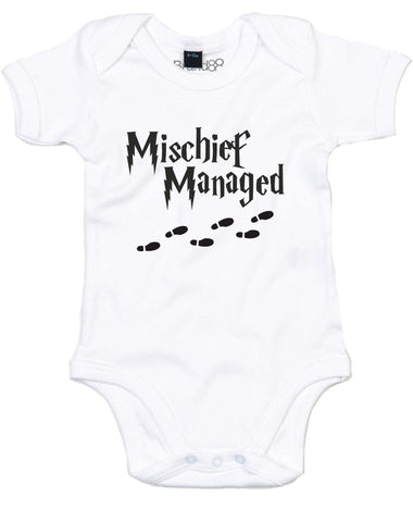 Mischief Managed | Baby Grow