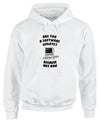 Are You a Software Update? | Adults Hoodie