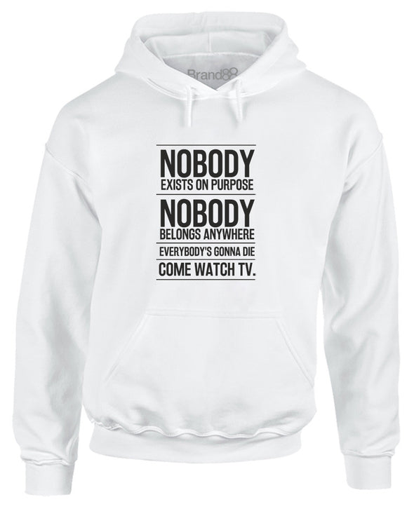 Come Watch TV | Adults Hoodie