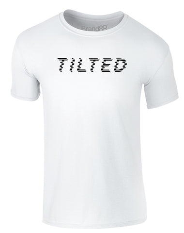 Tilted | Adults T-Shirt