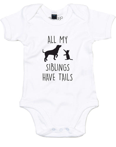 All My Siblings Have Tails | Baby Grow