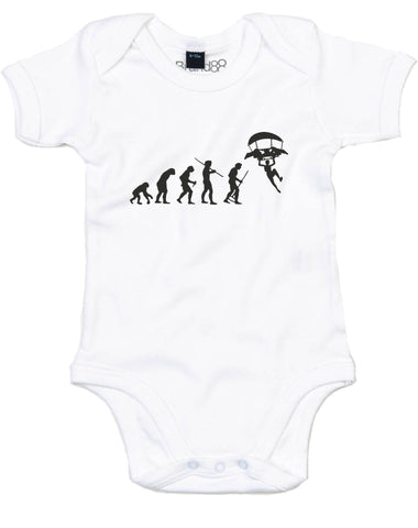 Evolution of Dropping In | Baby Grow