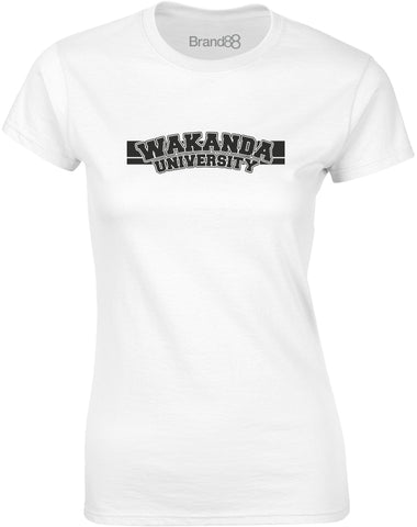 Wakanda University | Womens T-Shirt