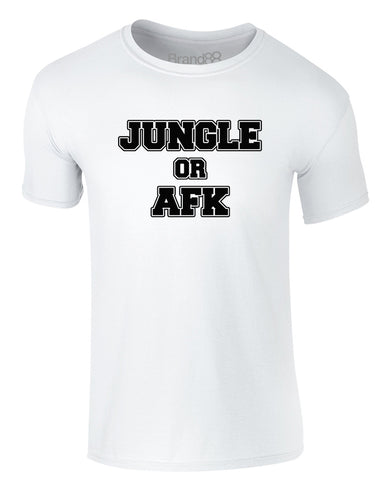 Jungle Or AFK | Adults T-Shirt