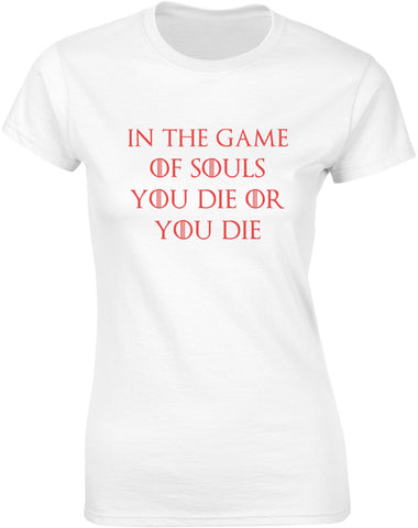 Game of Souls | Womens T-Shirt
