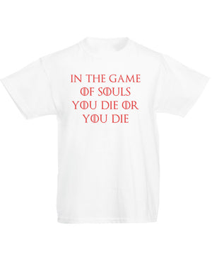 Game of Souls | Kids T-Shirt