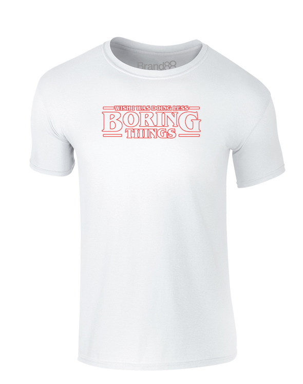 Boring Things | Kids T-Shirt
