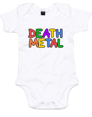 Death Metal | Baby Grow