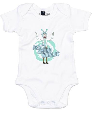Peace Among Worlds | Baby Grow