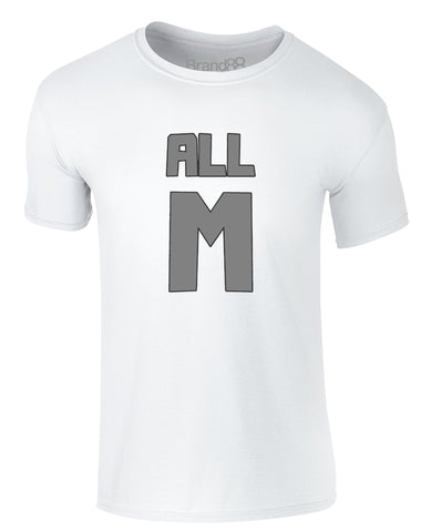 All M Fan | Adults T-Shirt