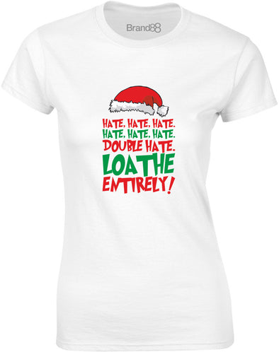 Loathe Entirely! | Womens T-Shirt