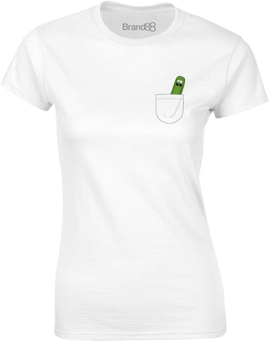 Pickle Pocket | Womens T-Shirt