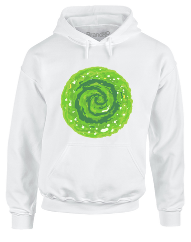 Interdimensional Portal | Adults Hoodie