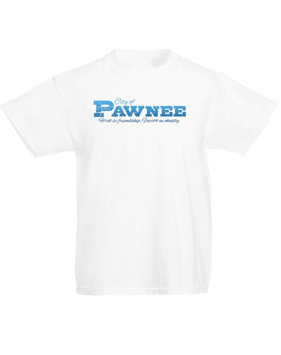 City of Pawnee | Kids T-Shirt