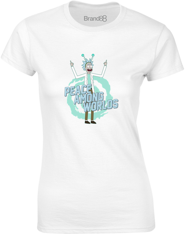 Peace Among Worlds | Womens T-Shirt