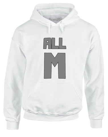 All M Fan | Adults Hoodie