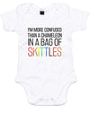 Bag of Skittles | Baby Grow