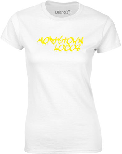 Mortytown Locos | Womens T-Shirt