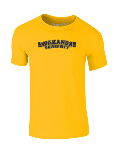 Wakanda University | Kids T-Shirt
