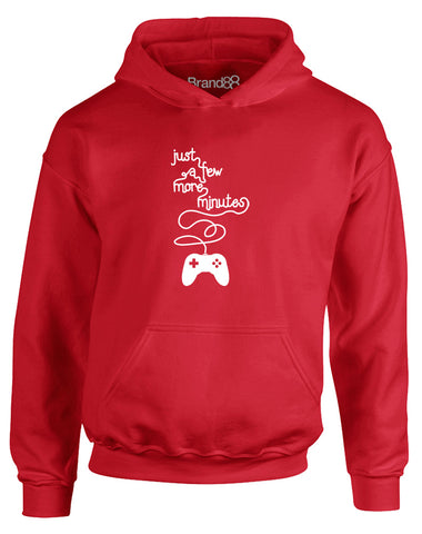 Just a Few More Minutes | Kids Hoodie