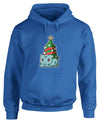 Christmas Bulbasaur | Adults Hoodie