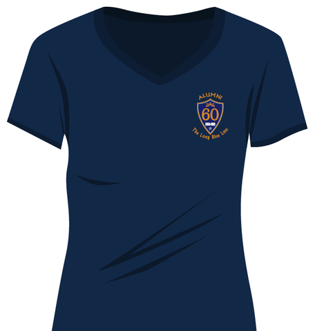 Alumni 60th Reunion Shirt - Ladies'