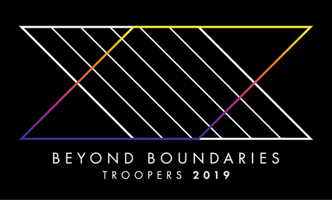 Beyond Boundaries Sticker