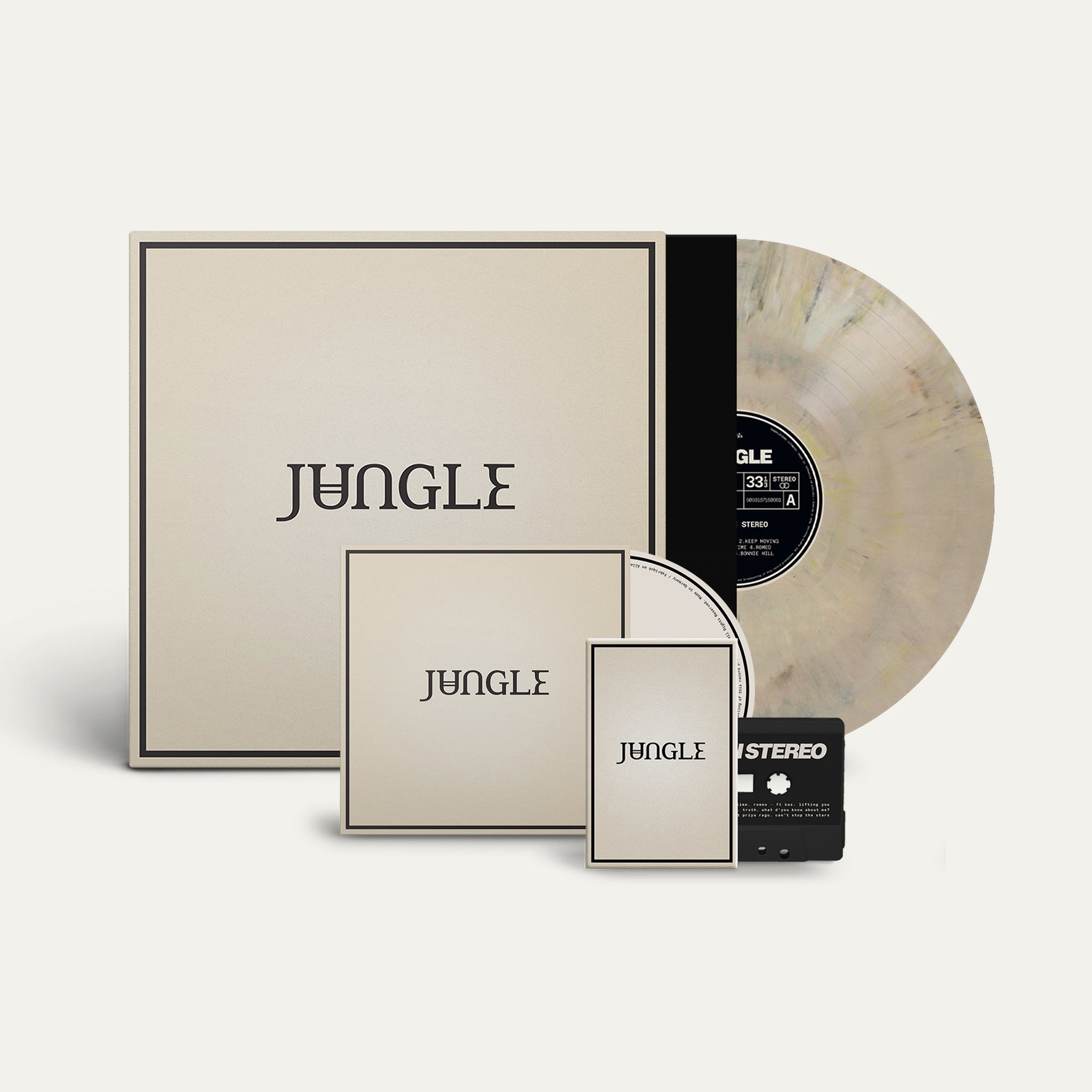 Exclusive Marbled Vinyl + Cassette + CD [Pre-Order]