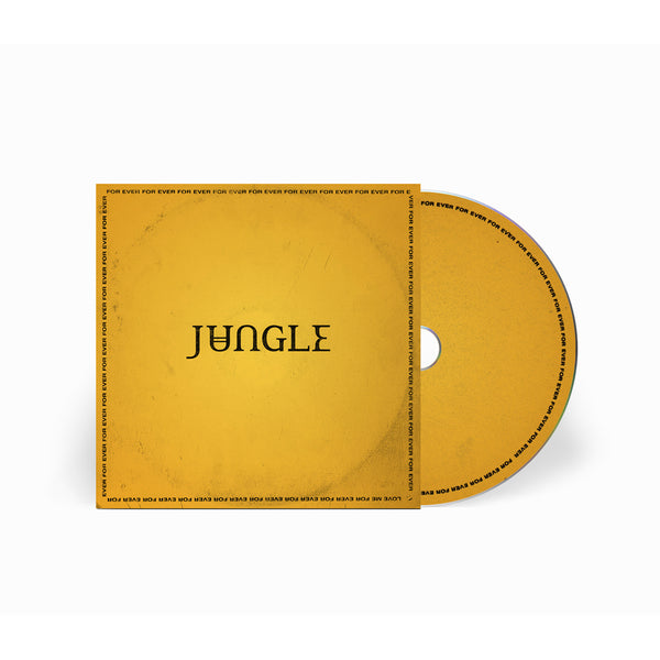 JUNGLE - For Ever CD [pre-order]