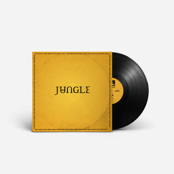 JUNGLE - For Ever LP [pre-order]