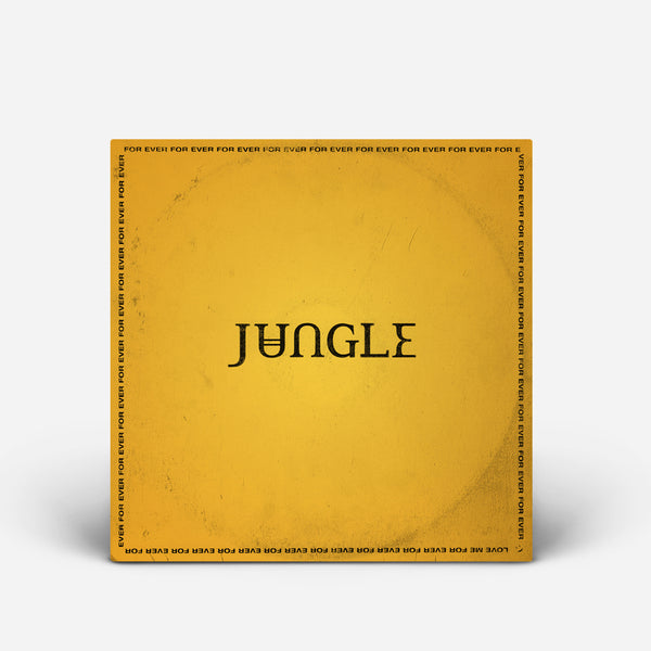 JUNGLE - For Ever CD
