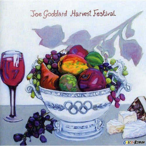 JOE GODDARD  HARVEST FESTIVAL CD