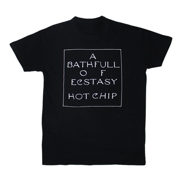 A BATHFULL OF ECSTASY BLACK T-SHIRT