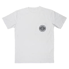 HOT CHIP MEGAMIX POCKET WHITE T-SHIRT