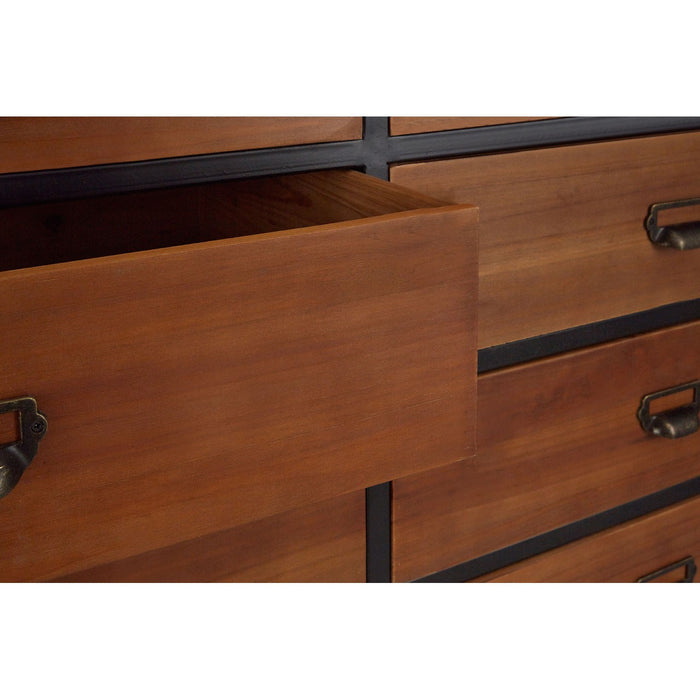 New Foundry 12 Drawer Merchant Cabinet