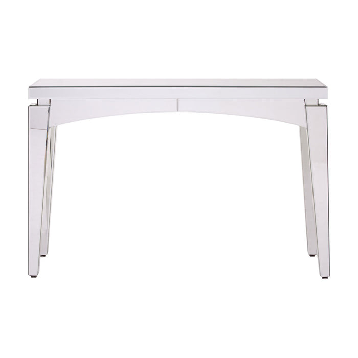 Miya Mirrored Console Table