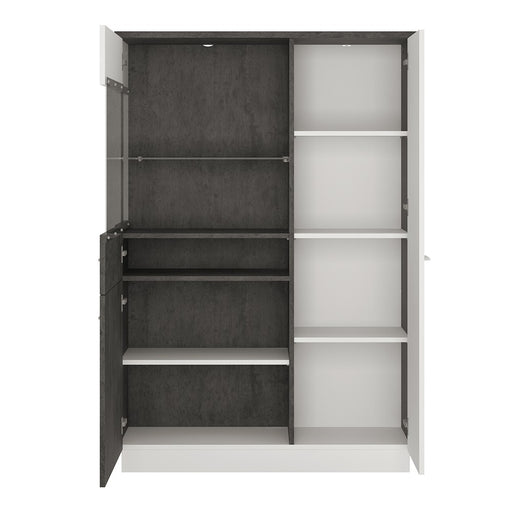 Stretto Low display cabinet (LH)