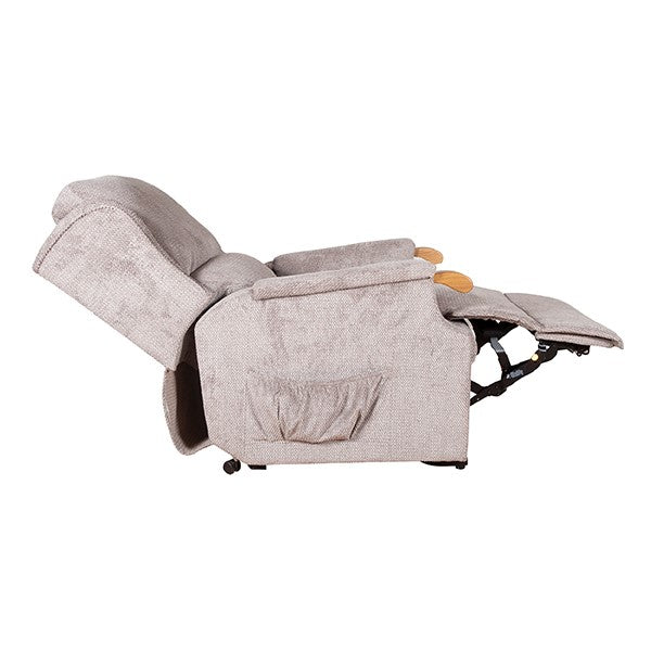 Malvern Riser Recliner - Remote Control Choice Of Sizes & Fabrics