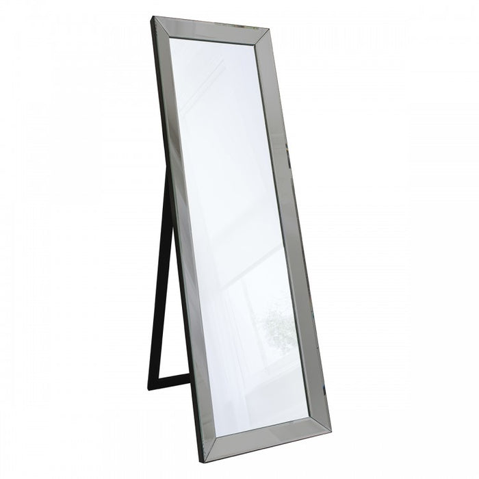 Luna Cheval Mirror Euro Grey