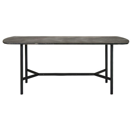 Bari Marble Top Dining Table - The Furniture Mega Store