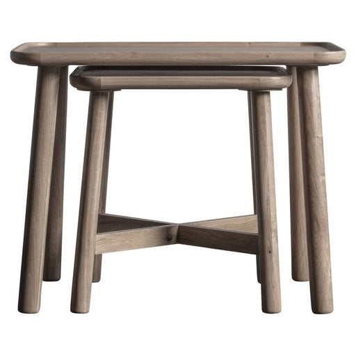 Kingham Nest Of 2 Tables Grey