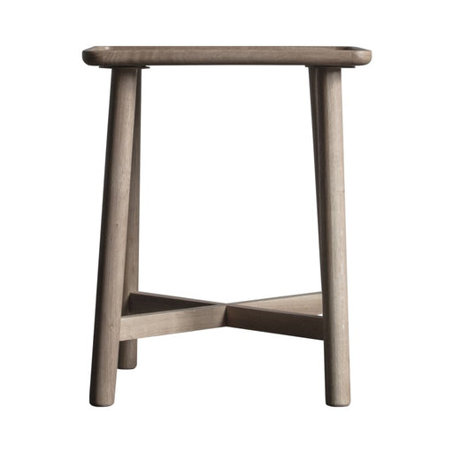 Kingham Side Table Grey - The Furniture Mega Store