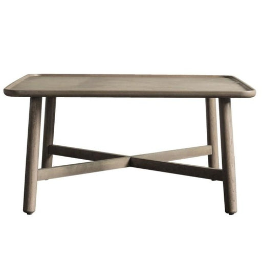 Kingham Square Coffee Table Grey