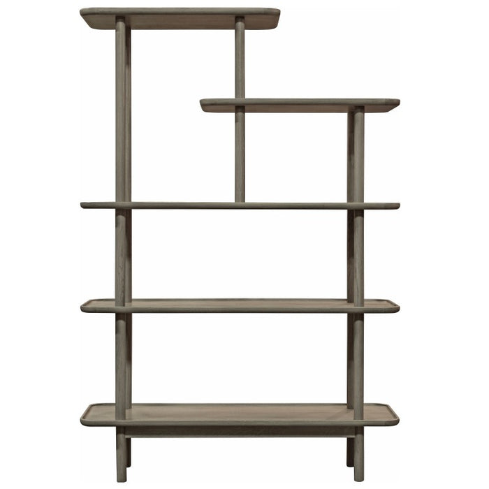 Kingham Open Display Shelving Grey