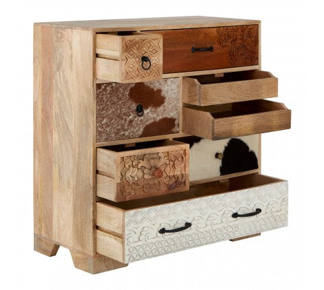 Marwar Multi Drawer Chest - The Furniture Mega Store